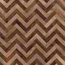 Lijm PVC Moduleo Moods Herringbone Small Classic Country Oak 54852 & Country Oak 54880