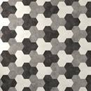 Lijm PVC Moduleo Moods Hexagon Motion Hard Jura Stone 46960 & Jura Stone 46110 & Azuriet 46985