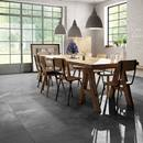 Lijm PVC Tegelvloer Sensation Concrete Grey 0,55mm Toplaag