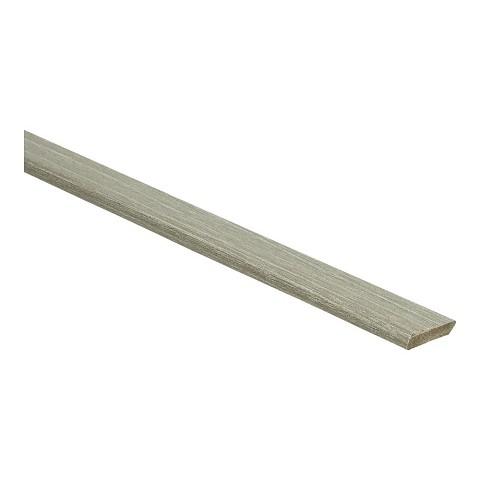 Afwerklijst met plakstrip rustiek pine