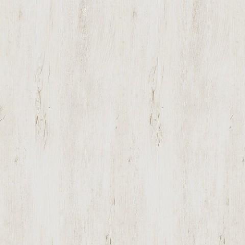 Afwerklijst met plakstrip geloogd grenen sneeuw