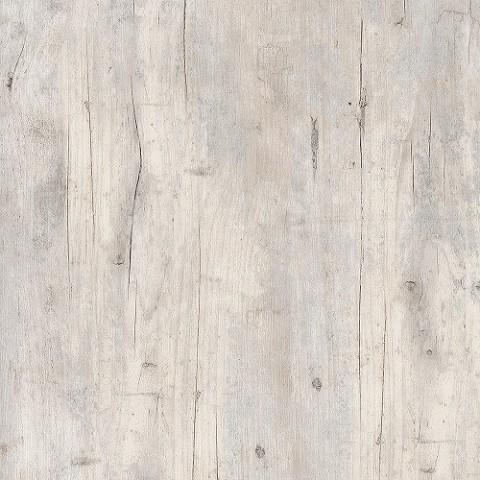 Afwerklijst met plakstrip oud grenen gekalkt