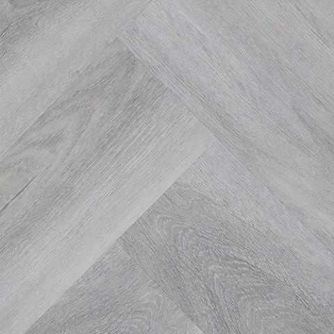 Ambiant Visgraat Lijm PVC Spigato Light Grey 2533