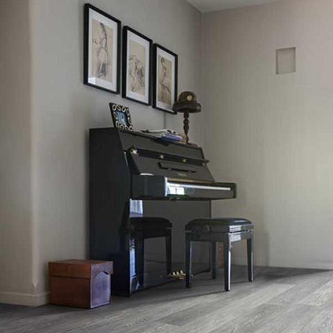 Klik PVC COREtec WOOD HD+ Greystone Contempo Oak - 180 x 1830 x 8,5 mm