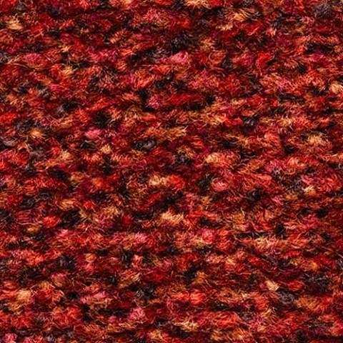 Portal Schoonloopmat Classic Red (135cm breed incl. snijrand)