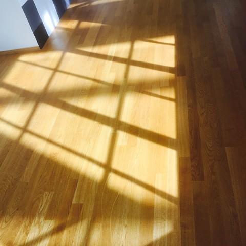 Eiken klik houten vloer Urban Gelakt