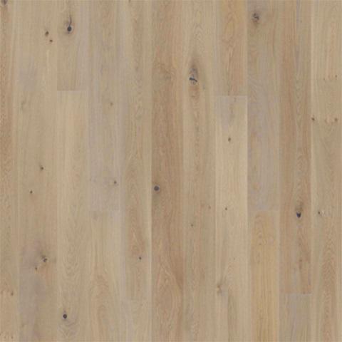 Eiken klik houten vloer Urban Wit Mat Gelakt