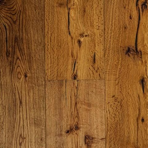 Quercus Vere Eiken extra rustiek Geborsteld Gerookt Naturel Geolied 1860x189x14/3