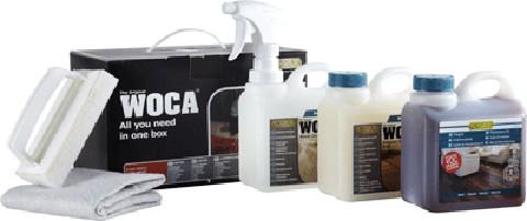 WOCA Onderhoudsbox naturel