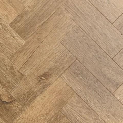 Lijm PVC Sensation Visgraat Small Luxurious Honey Oak 0,55mm Toplaag