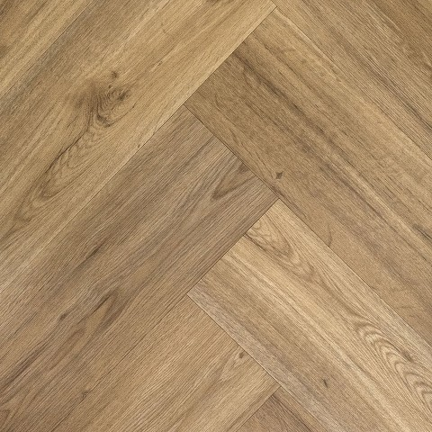 Lijm PVC Sensation Visgraat Luxurious Honey Oak 0,55mm Toplaag