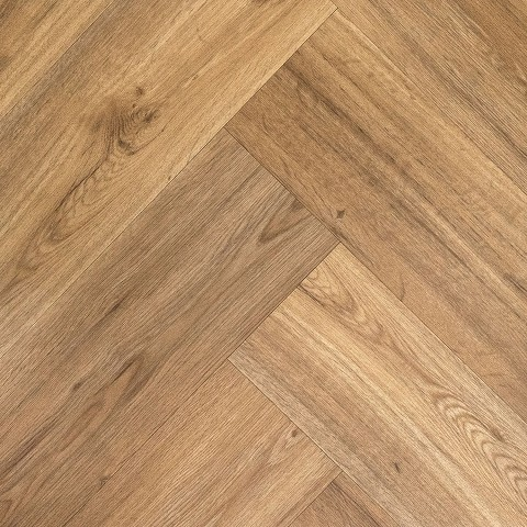 Lijm PVC Sensation Visgraat Luxurious Pale Ash 0,55mm Toplaag