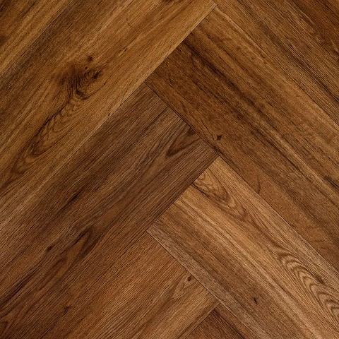 Lijm PVC Sensation Visgraat Luxurious Royal Oak 0,55mm Toplaag