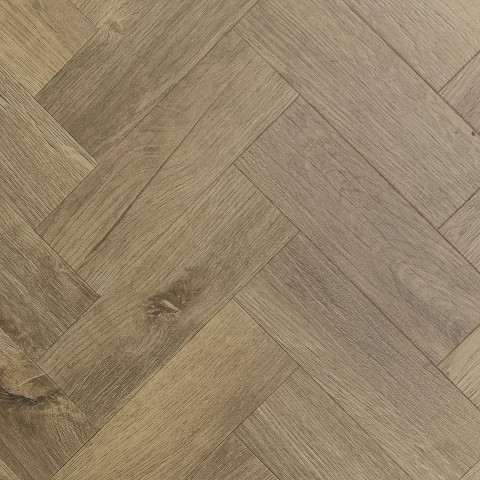 Lijm PVC Sensation Visgraat Small Luxurious Featured Oak 0,55mm Toplaag