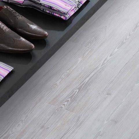 Lijm PVC Sensation Luxurious White ash 0,55mm Toplaag