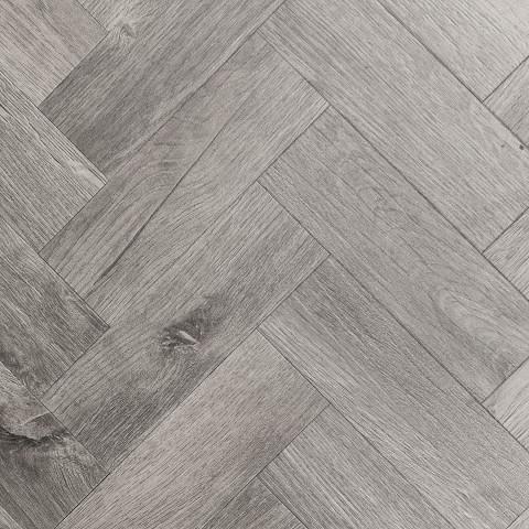 Lijm PVC Sensation Visgraat Small Luxurious Nordic Oak 0,55mm Toplaag