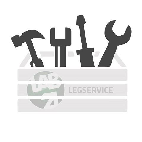 LEG PVC VISGRAAT Aanvullende kosten voor het plaatsen van een lijmpvc-visgraat vloer met delen breder dan 10 cm.