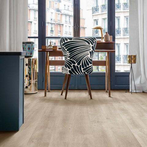 Lijm PVC Vloer Sensation Dverberg Oak 0,55mm Toplaag
